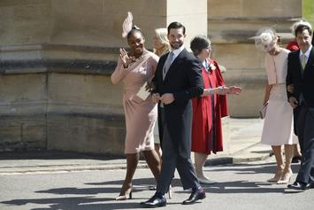 Serena Williams Reportedly Domniated Beer Pong At Royal Wedding