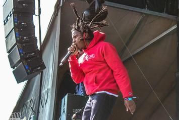 Denzel Curry Teases New Single, Talks Mental Health With Peter Rosenberg