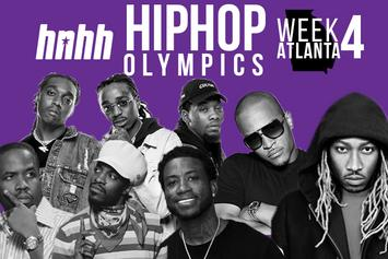 Hip-Hop Olympics Week 4: Welcome To Atlanta
