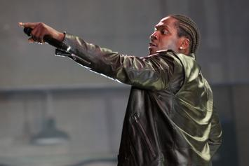 "Kanye West Reportedly Paid $85k For Pusha T's ""Daytona"" Album Cover"