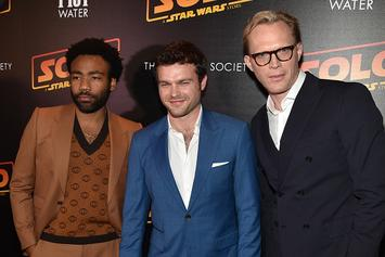 """Solo: A Star Wars Story"" Falls Below Box-Office Projections For The Weekend"