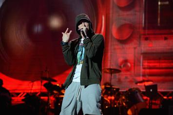 """Eminem Links Up With Mike D For A New """"Dad Selfie"""""""