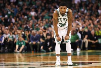 Celtics' Marcus Smart Thinks He's Worth More Than $14 Million Per Season