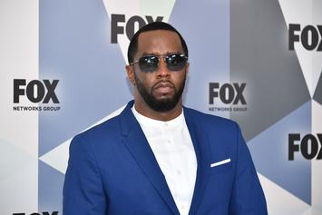 Diddy Shares Inspiring Photo Of Capital Prep Elementary School Students