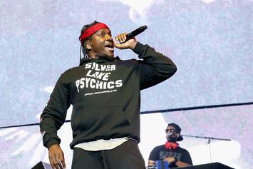 "Pusha T Teases Music Video For ""If You Know You Know"""