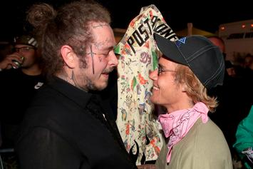 Justin Bieber Expresses Platonic Man-Love For Post Malone