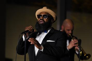 """Black Thought Shares Cover Art & Tracklist For """"Streams Of Thought Vol.1"""""""