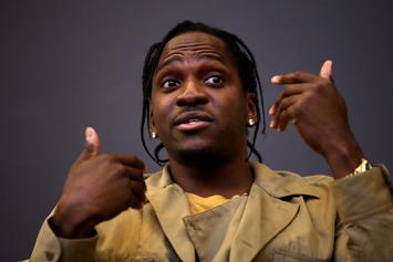 Pusha T Reportedly Showered With Praise For Drake Diss In Wyoming