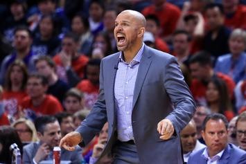Jason Kidd On Shortlist For Detroit Pistons' Coaching Job