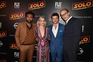 """Solo"" Continues To Underperform During It's Second Box Office Weekend"