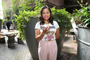 """Ayesha Curry To Host """"Family Food Fight"""" Show On ABC"""