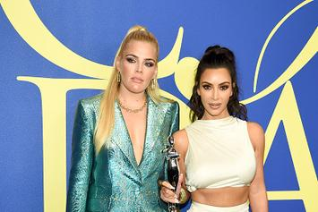 "Kim Kardashian ""Shocked"" To Win CFDA Award: ""I'm Naked Most Of The Time"""