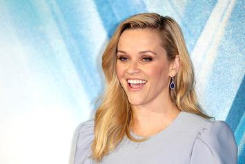 """Reese Witherspoon Announces """"Legally Blonde 3"""" In Bedazzled Pink Bikini"""