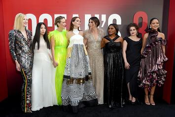 """Ocean's 8"" Will Take The #1 Spot At The Box Office"