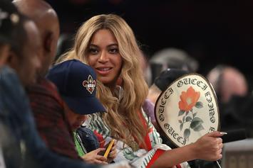Beyoncé's Tour Wardrobe Includes $4K Of Custom Gucci Outfits