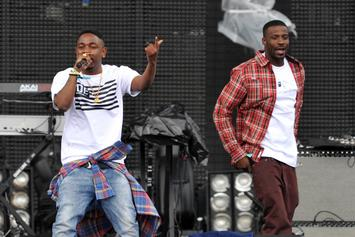 "Jay Rock Taps Kendrick Lamar, J. Cole, SZA & More For ""Redemption"" Album"
