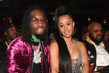 Cardi B & Offset Are Officially Grandparents To At Least Eight Puppies
