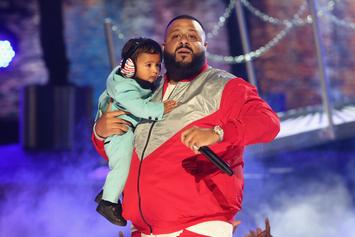 "DJ Khaled Preaches The Importance Of Being ""Focused"" At All Times"