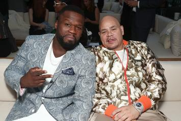50 Cent Finds His Way In Fat Joe's Comment Section To Throw Shade
