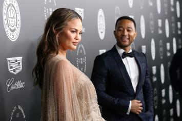 Chrissy Teigen & John Legend Celebrate Trump's B-Day With Massive Donations To ACLU