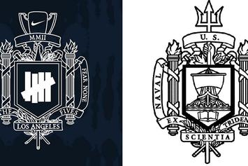 Naval Academy Demands Nike Stop Using Undefeated Logo