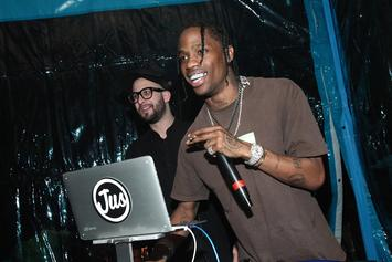 "Travis Scott Gives Fan His Blessing To Use ""Rodeo"" Art For Custom Debit Card"