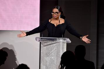Oprah Winfrey & Apple Sign Multi-Year Original Content Partnership Deal
