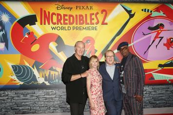 """""""Incredibles 2"""" Opening Weekend Set To Break Box Office Record For Animation"""
