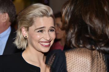 "Emilia Clarke Says Farewell To ""Game Of Thrones"" On Instagram"