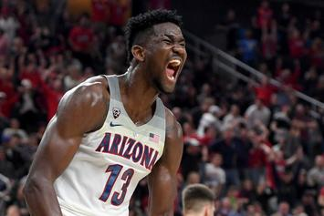 Puma, DeAndre Ayton Agree To Multi-Year Sneaker Deal