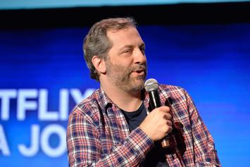 Judd Apatow Criticizes Fox's Coverage Of Immigrant Child Separation