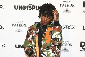 J.I.D Sets The Bar For Lyricists With XXL Freshman Freestyle