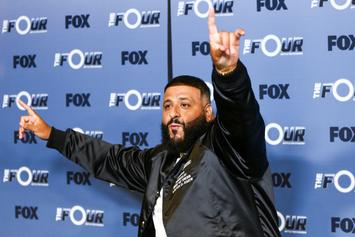 """DJ Khaled Reportedly Settles """"I'm The One"""" Video Case With $1,250"""