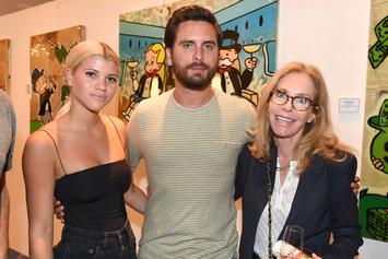 Sofia Richie & Scott Disick Are Living Together Again