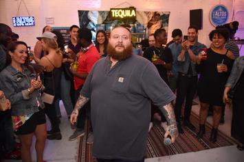 Action Bronson Rocks A Babyface After Shaving His Iconic Beard