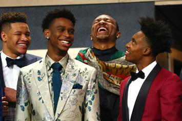 2018 NBA Draft: The Most Stylish & The Very Worst Outfits