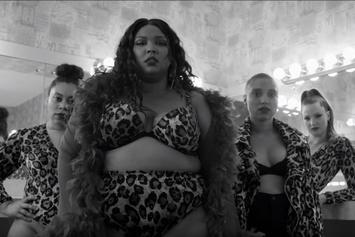"Lizzo Shows Love In ""Boys"" Music Video"