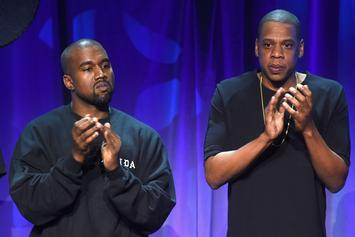 """Kanye West & TIDAL Will Face Lawsuit Over """"T.L.O.P"""" Not Being A TIDAL Exclusive"""