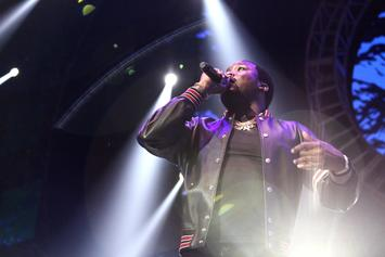 "Meek Mill Debuts New Song ""Stay Woke"" At BET Awards"