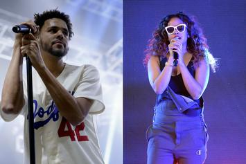 J. Cole & H.E.R. Photo Has Fans Clamouring For A Collab
