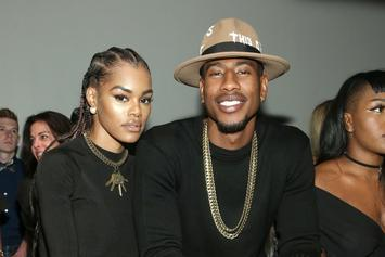 Teyana Taylor & Iman Shumpert Partied All Night In Celebration Of Iman's 28th Birthday