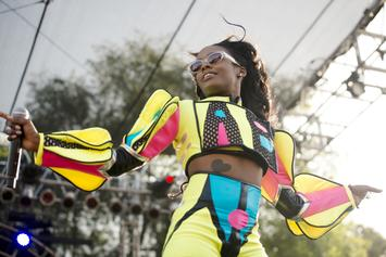 Azealia Banks Plans To Sue Russell Crowe With Help From GoFundMe Campaign