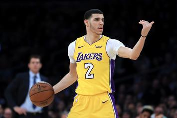 "Spurs ""Uninterested"" In Lonzo Ball: Report"