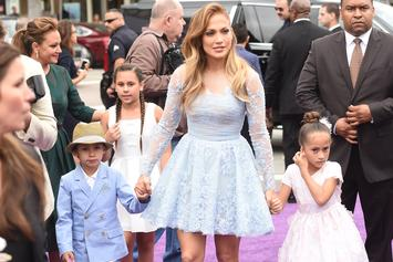 Jennifer Lopez's 10-Year Old Daughter Eyeing Book Deal