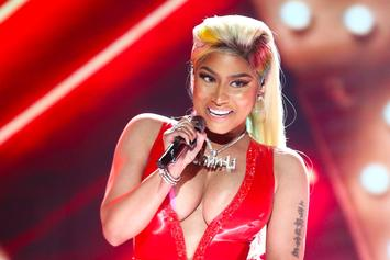 Nicki Minaj Ties James Brown's Hot 100 Total With 91st Chart Entry