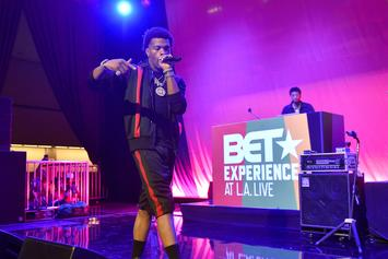 Lil Baby Reminisces On The Day He Was Released From Prison