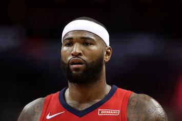 DeMarcus Cousins Reportedly Agrees To A Deal With Golden State Warriors