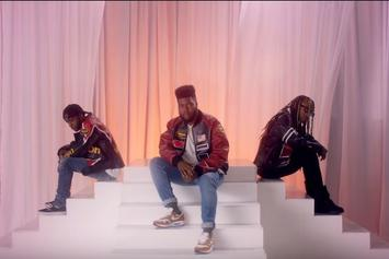 """Khalid Jams With Ty Dolla $ign & 6LACK In """"OTW"""" Video"""