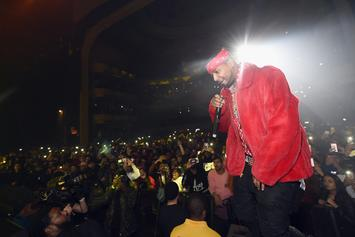 Juelz Santana Ordered To Attend Anger Management Before Moving Home: Report