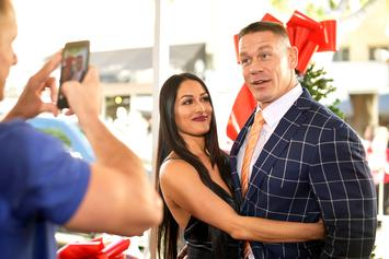 "John Cena & Nikki Bella Have Once Again Put Wedding On Hold & Are ""Just Friends"""